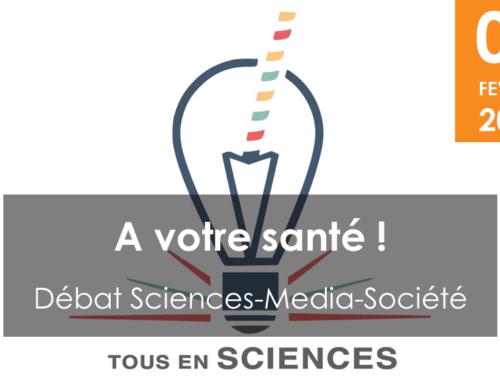Débat Sciences-Media-Santé
