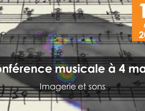 Conférence musicale à 4 mains – REPORT