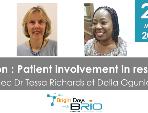 Session «Patient involvement in research»